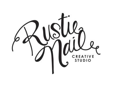 the rustie nail logo