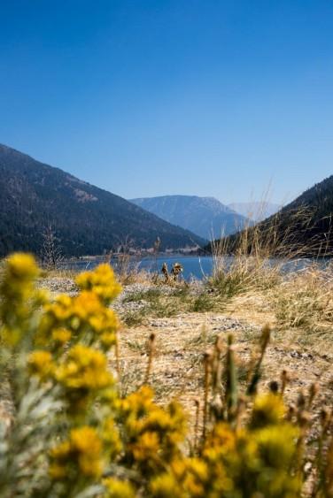 Hedgen Lake